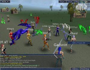 Blademistress Screenshot - taken from MMORPG.com
